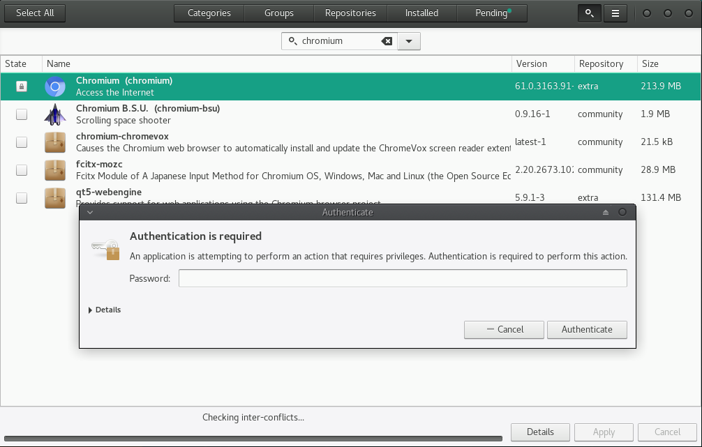 images/welcome-to-manjaro/pamac/pamac-authenticate.png